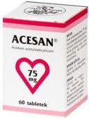 ACESAN 75mg x 60 tabletek