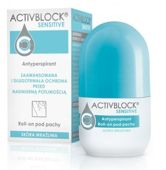 ACTIVBLOCK SENSITIVE roll-on 25ml