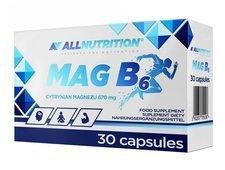 ALLNUTRITION Mag B6 x 30 kapsułek