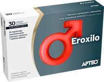 APTEO Eroxilo x 30 tabletek