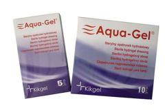 AQUA-GEL Opatrunek hydrożelowy 12 x 24cm x 1szt.