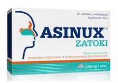 ASINUX Zatoki x 60 tabletek