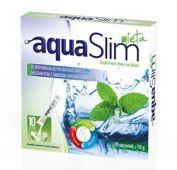 Aqua Slim Mięta 10g x 10 saszetek - data ważności 30-06-2017r.