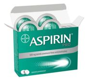Aspirin Pro 500mg x 80 tabletek