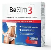 BE SLIM 3 x 90 tabletek