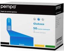 BeneCheck Paski do pomiaru glukozy x 50 sztuk