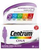 CENTRUM ONA x 30 tabletek