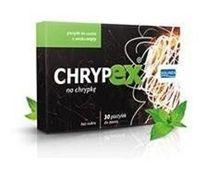 CHRYPEX x 30 pastylek miętowe