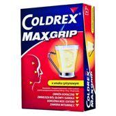 COLDREX MAXGRIP lemon x 10 saszetek