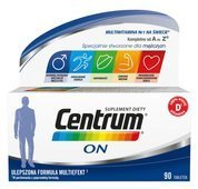 Centrum On x 90 tabletek