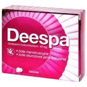 DEESPA 40mg x 10 tabletek