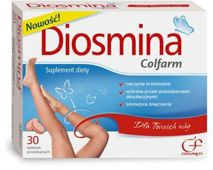 DIOSMINA COLFARM x 30 tabletek