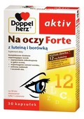 DOPPELHERZ Aktiv Na Oczy Forte x 30 kapsułek