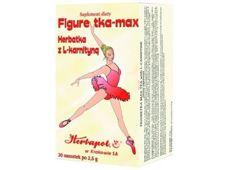 FIGURETKA-MAX Z L-karnityną herbata 2.5g x 20 saszetek