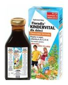 Floradix Kindervital tonik 250ml