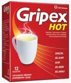 GRIPEX HotActiv x 12 saszetek