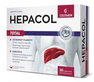 HEPACOL TOTAL x 30 tabletek