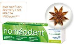 HOMEODENT Kompleksowa ochrona zębów i dziąseł pasta anyżowa 75ml