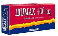 IBUMAX 400mg x 30 tabletek