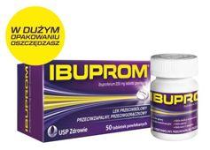 IBUPROM x 50 tabletek