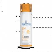 IWOSTIN Solecrin Spray ochronny multipozycyjny SPF50+ 150ml - data ważności 30-04-2017r.