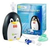 Inhalator tłokowy INTEC Pingwin CN02WF2 x 1sztuka