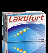 LAKTIFORT x 10 kapsułek