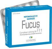 LEHNING FUCUS COMPLEXE Nr 111 x 80 tabletek
