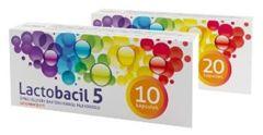 Lactobacil 5mg x 10 kapsułek