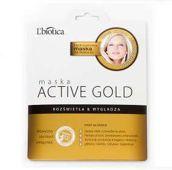 L'biotica Maska Active Gold na tkaninie 25g