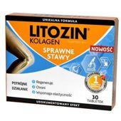 Litozin Kolagen x 30 tabletek