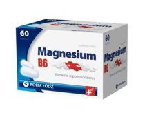 MAGNESIUM B6 x 60 tabl.