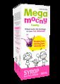 MEGAMOCNY FAMILY syrop 190ml - data ważności 17-08-2017r.