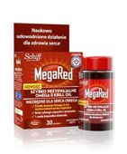 MEGARED Omega-3 Krill Oil 300mg x 30 kapsułek