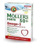 MOLLERS Forte 50+ x 60 kapsułek