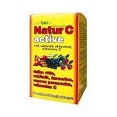 NATUR C ACTIVE 500mg x 100 tabletek