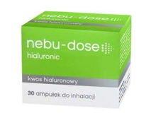 NEBU-DOSE Hialuronic 5ml x 30 ampułek