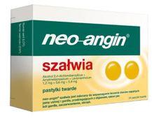NEO-ANGIN Szałwia x 24 pastylki