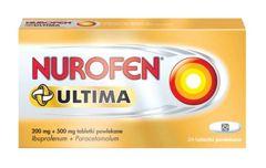 NUROFEN Ultima 0,2g + 0,5g x 24 tabletek