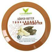 Naturalne odżywcze masło do ciała z masłem shea i tonką 200ml