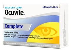 OCUVITE Complete x 60 kapsułek