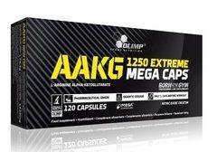 OLIMP AAKG 1250 Extreme Mega Caps x 120 kapsułek