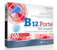 OLIMP B12 Forte Bio-Complex x 30 kapsułek