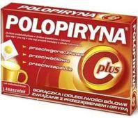 POLOPIRYNA C PLUS x 14 saszetek