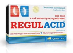REGULACID x 30 tabletek - data ważności 04-08-2016r.