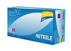RĘKAWICE Nitrile L x 100 sztuk GlovTec