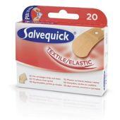 SALVEQUICK Textile/Elastic 20szt