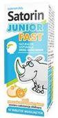 Satorin Junior Fast x 10 tabletek musujących