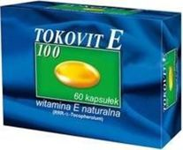 Tokovit E natural 100 x 30 kapsułek