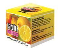 WAZELINA KOSMETYCZNA Cytrynowa 15ml